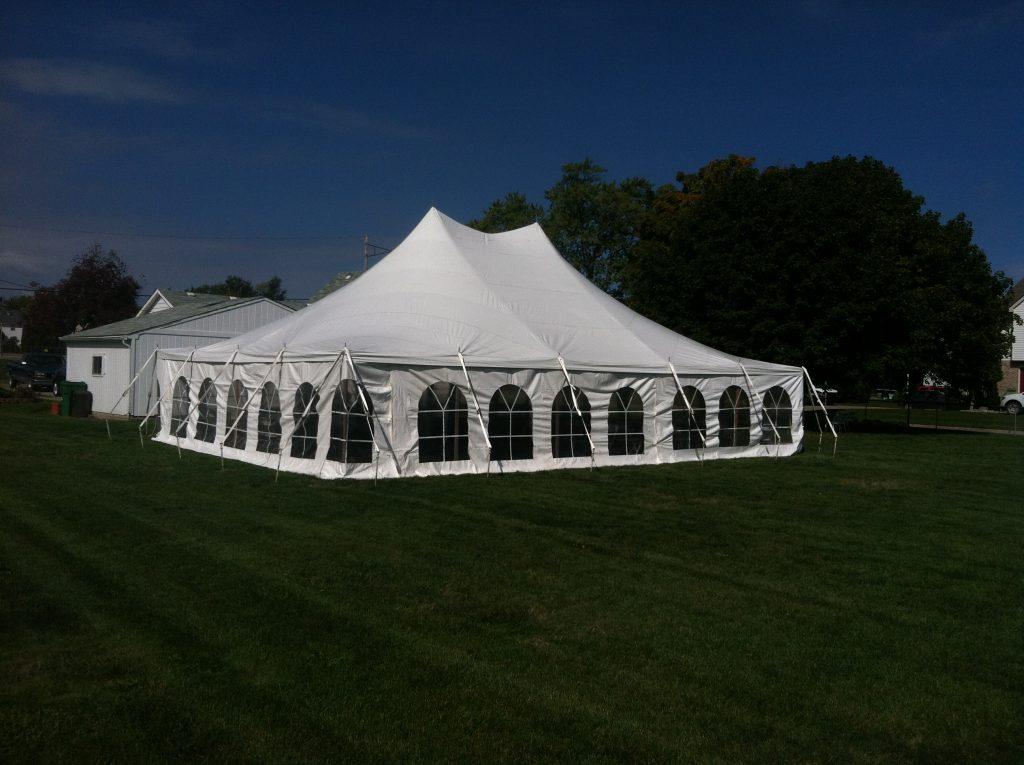 30 X 40 Tent Romeo Party Rental