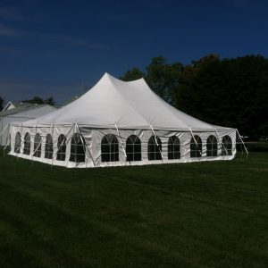 40' X 60' Tent - Romeo Party Rental